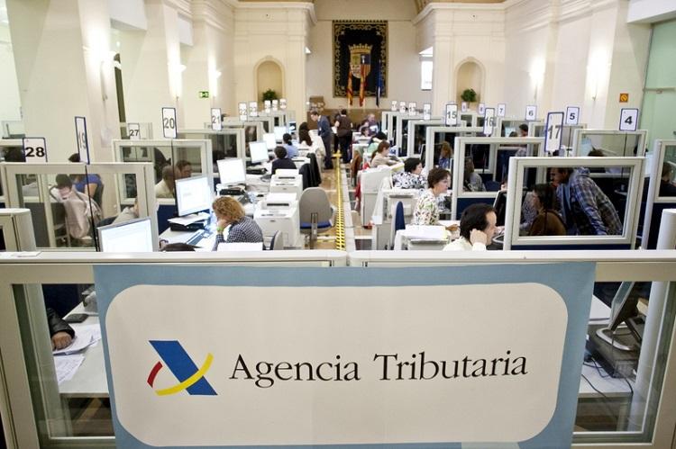 modelo 030 agencia tributaria oficinas
