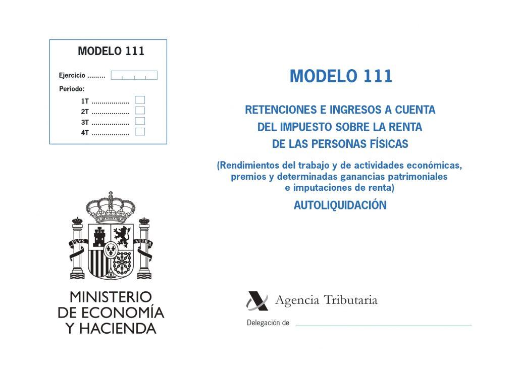 modelo 111 irpf