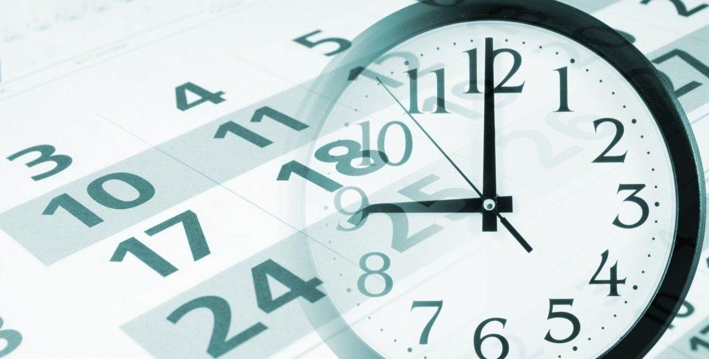 modelo 347 plazo tiempo