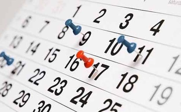 modelo 600 calendario